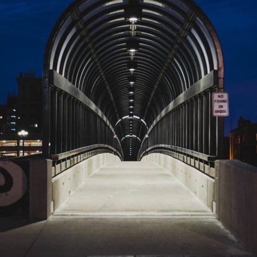 Waterloo 4th St Bridge