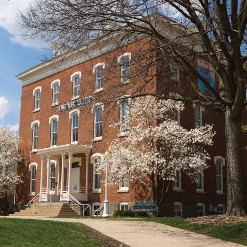 Wartburg College Waverly IA