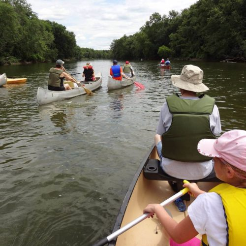 Waverly Cedar River Fun