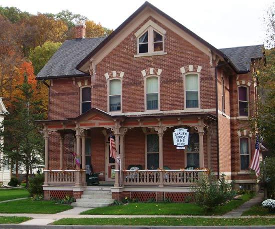 Stauer House McGregor