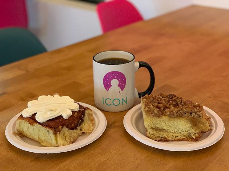 icon donuts