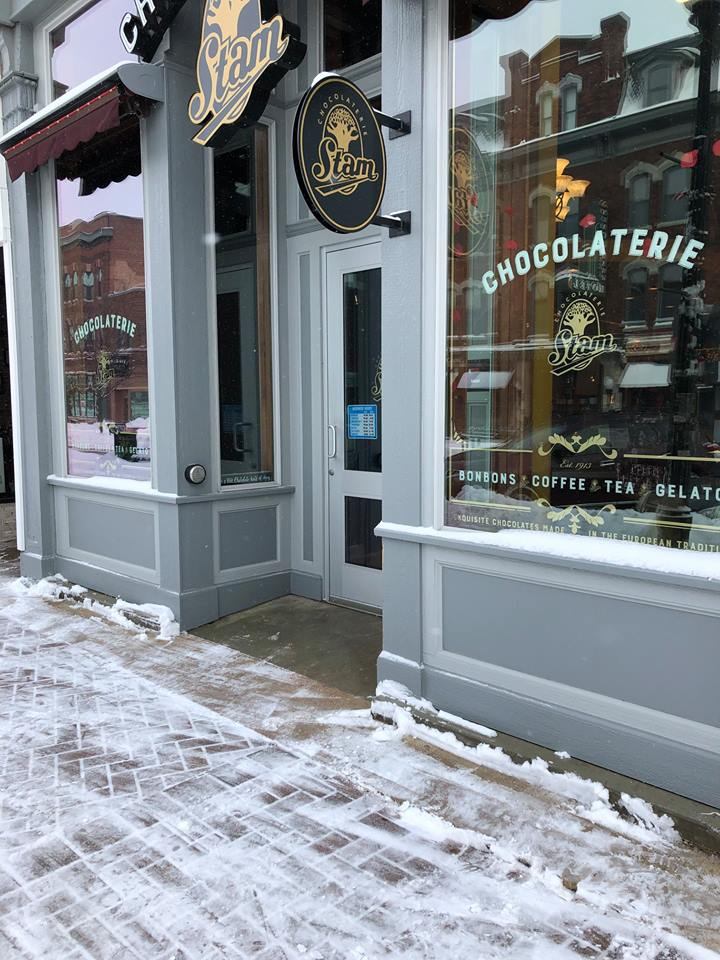 chocolaterie cedar falls iowa