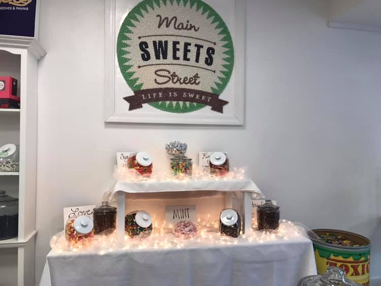 main street sweets in cedar falls