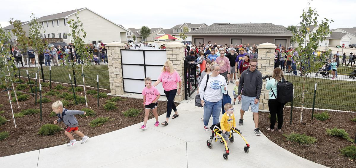 All Play Inclusive Park Opens in the Cedar Valley (VIDEO)