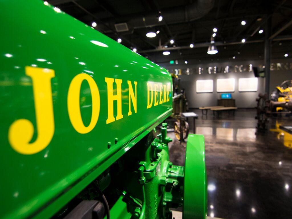 John Deere Waterloo Tractor Museum