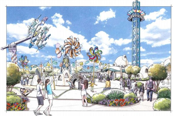Lost Island Announces $100 Million Dollar Theme Park in the Cedar Valley