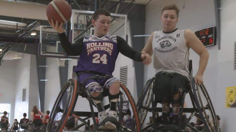Regional wheelchair basketball tournament comes to the Cedar Valley